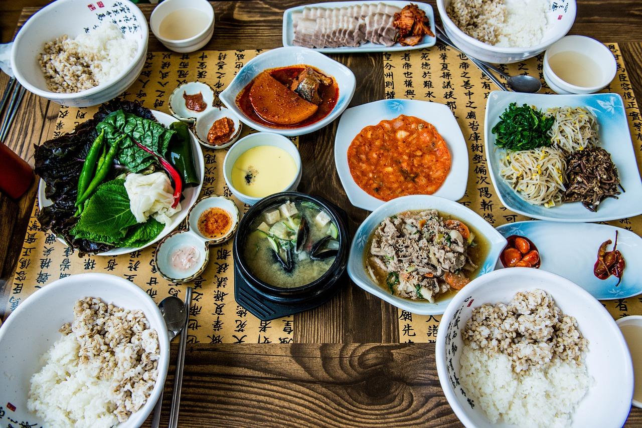 Korean Diet Plan