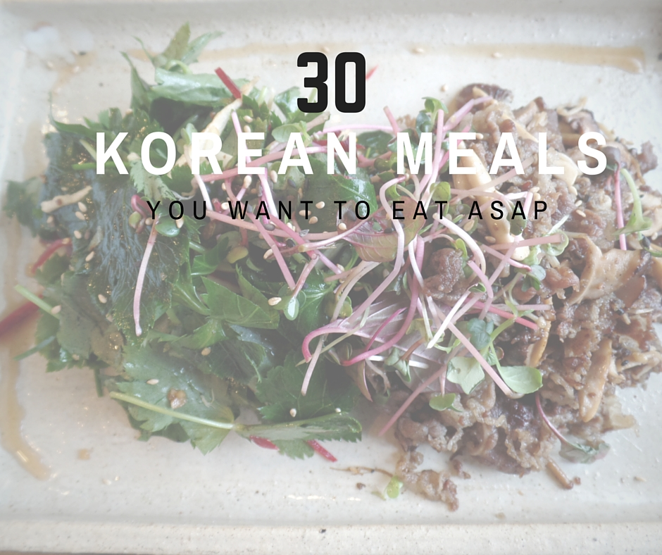 30 Pictures Of Korean Food That Proof Why The Korean Diet Is So Successful