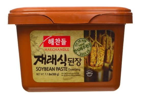 Korean Soybean Paste