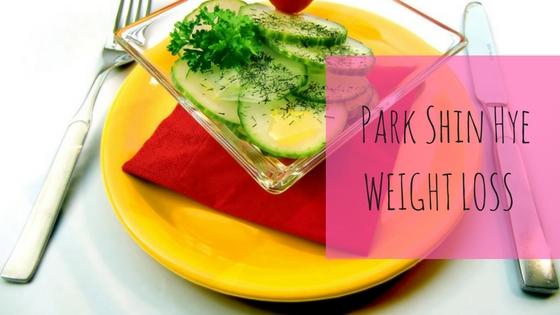 Park Shin Hye Weight Loss