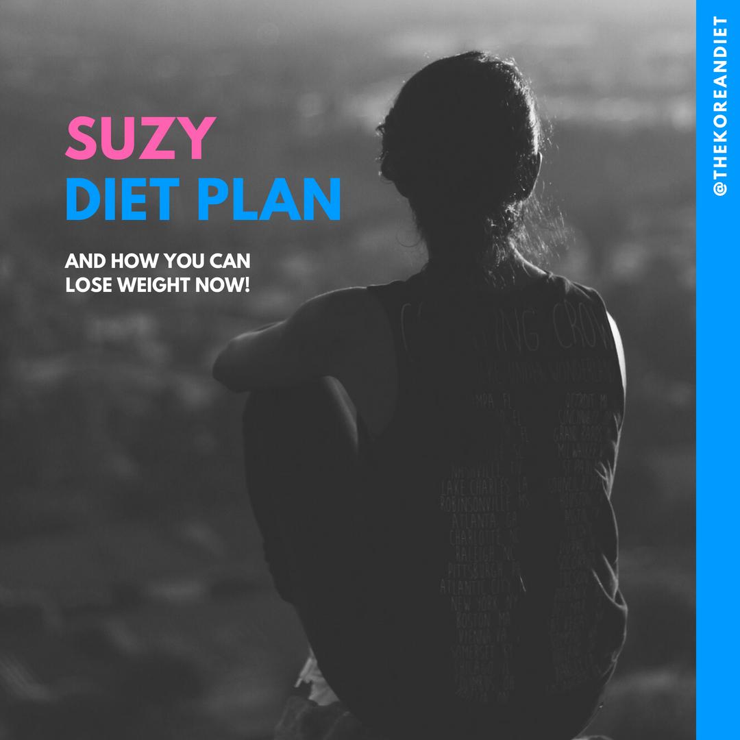 Suzy diet