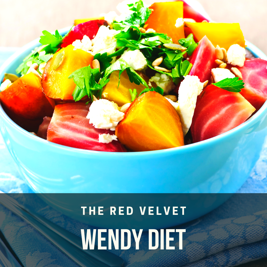 Red Velvet Wendy weight loss